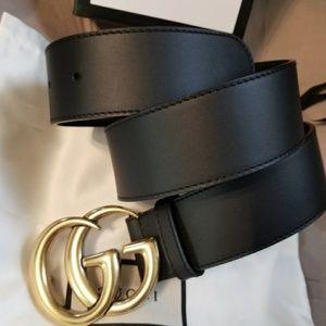 Mint condition Gucci Belt Size 80